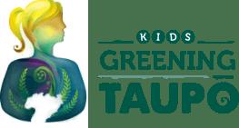 Kids Greening Taupo logo