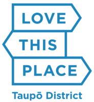Love This Place Taupo District logo