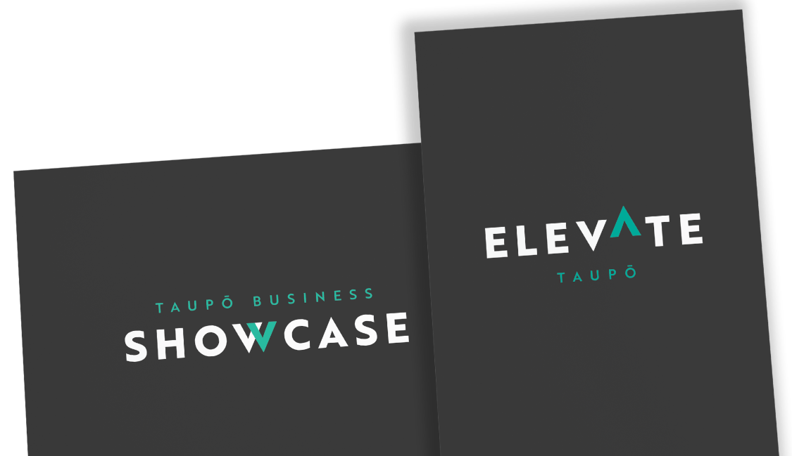 Taupo Business Chamber Collateral