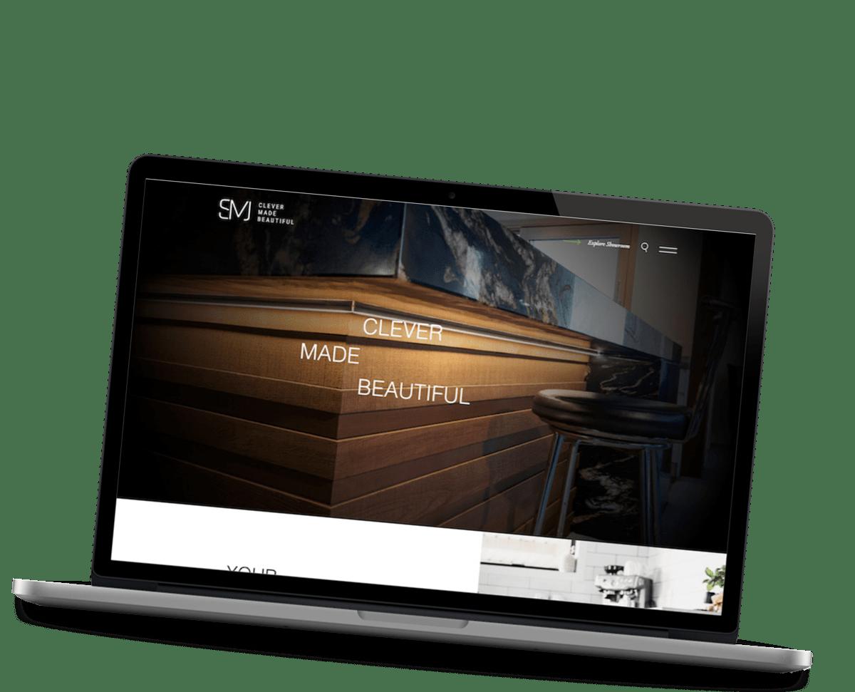 SMJ Taupo Website Design